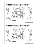 Freebie Friday 65: Halloween Adventure A Counting Booklet