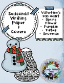 Freebie Friday 71: Seasonal Writing Paper