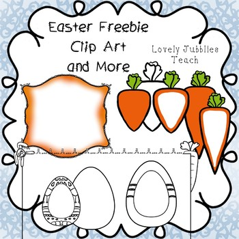 Freebie Friday 9: Easter Freebie