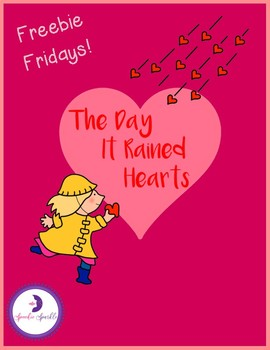 Freebie Fridays: The Day It Rained Hearts Worksheets