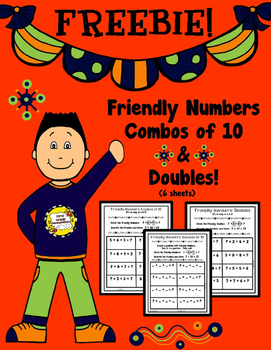 Freebie! Friendly Numbers