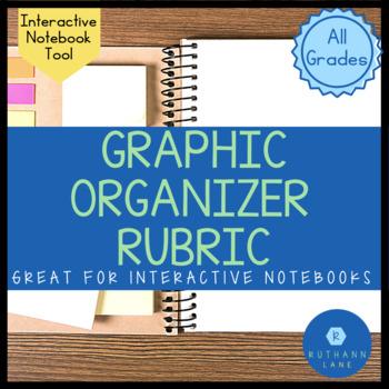 Freebie Graphic Organizer Rubric