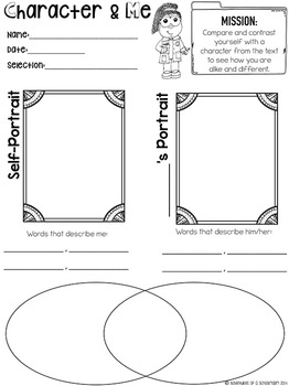 Freebie! Graphic Organizers - Reading Logs - Reflective Detectives Sampler