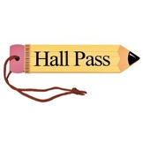 Freebie! Hall Pass