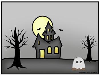 Freebie! Halloween Barrier Game