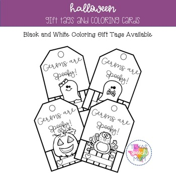 Freebie: Halloween Gift Tags