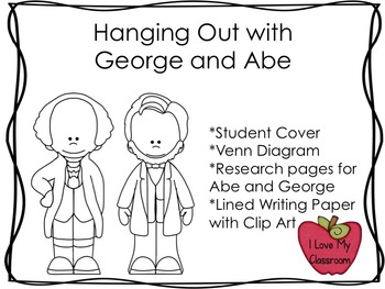 Freebie - Hanging Out with Abe and George