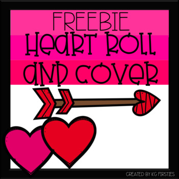 Freebie Heart Roll and Cover