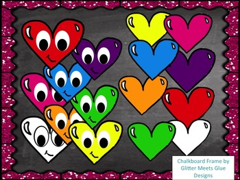 Freebie Hearts by Aali