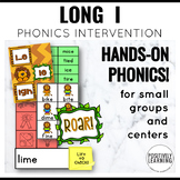 Phonics Intervention Games Long I