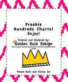 Freebie Hundreds Charts