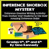 "Freebie!  ""Inference Shoebox Mystery"" Creative Writing Project"