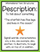 Freebie: Informational Text Structures Posters for 3rd - 6th Grade