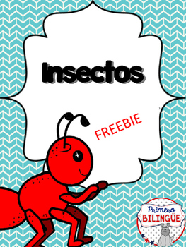 Freebie Insectos