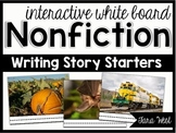 Freebie! Interactive Whiteboard Nonfiction Writing Starters
