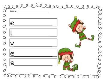 **Freebie** It's Christmas! Math and Literacy Activities