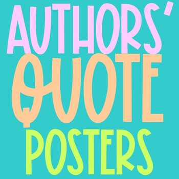 Freebie! J.K. Rowling Quote Poster, Harry Potter and the Sorcerer's Stone
