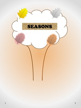 Freebie! Learning About Seasons