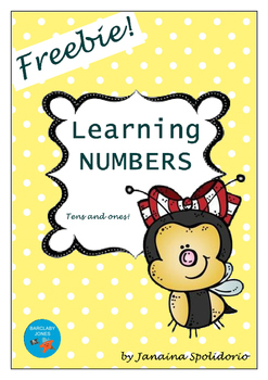 Freebie - Learning Numbers