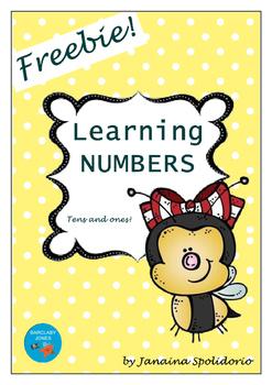 Freebie - Learning Numbers