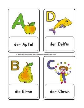 Freebie: Los geht's 1 - Grundschul Arbeitsbuch - Learn German