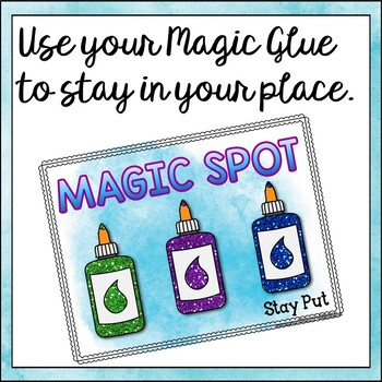 Classroom Management Freebie: Magic Teaching Tools Posters