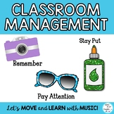 Back to School Classroom Management Freebie: Magic Teaching Tools