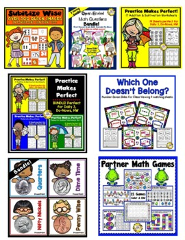 Freebie: Make Ten Worksheet