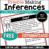 Making Inferences (Free Passage)