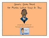 *Freebie* Martin Luther King Jr. game board