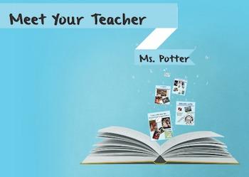 Back to School Meet the Teacher Prezi Template by mskcpotter | TpT