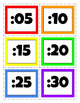 Freebie Minute Hand Clock Labels