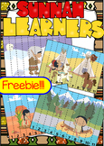 Freebie!!! Native American Themed Number Sense Puzzles