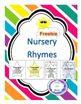 Freebie Nursery Rhymes