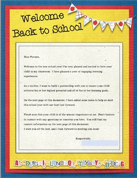 BRIGHT BACK TO SCHOOL PACKAGE