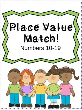 Freebie! Place Value Match