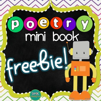 Freebie! Poetry Mini Book
