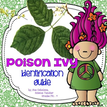 Freebie! Poison Ivy ID Guide {science}