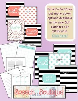 Freebie Polka Dot Planner Cover