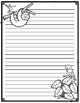 Freebie Rainforest Writing Paper