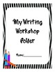 Freebie! Reading Folder and Writing Workshop Folder Binder Covers!