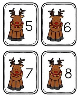 Freebie - Reindeer Game
