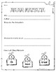 Freebie Sample - Elementary Library No Prep Printables