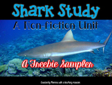 Freebie Sampler from Nonfiction Shark Unit