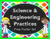 {Freebie} Science and Engineering Practice Posters