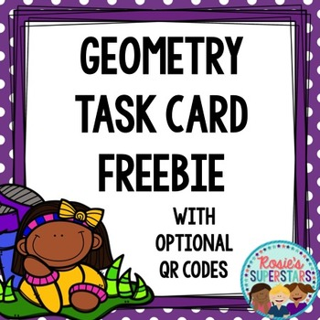 Free Geometry Task Cards Resources & Lesson Plans | Teachers Pay ...