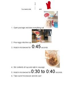 Freebie! Simple Scrambler Recipe