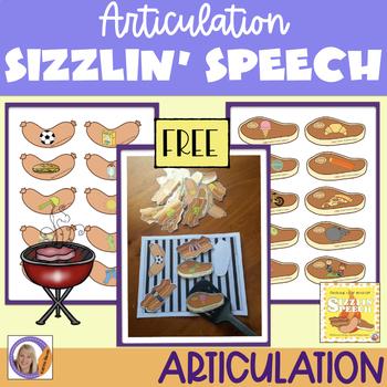 Freebie! Sizzlin' speech