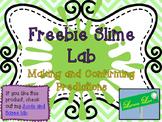 Freebie Slime Lab