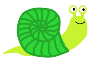 Freebie Snails Clip Arts